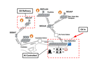 How AI Planning Systems Supply Crude Oil to 11 million zilians ... Oil Refinery Schematic Diagram on